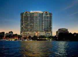 Four Seasons Hotel Cairo at Nile Plaza, hotel in Cairo