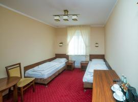Hotel Grant, pet-friendly hotel in Leszno