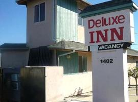 Deluxe Inn Redwood City, hotel in Redwood City