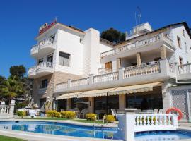 Hotel Bonsol, hotel en Lloret de Mar