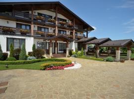 Hotel Usadba Parfenova, hotel with pools in Kamennomostskiy