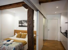 Baps Apartments, boutique hotel in Bilbao