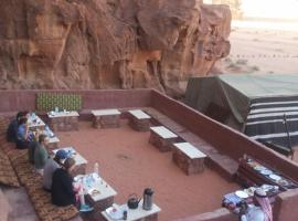 Wadi Rum Lawrence Camp