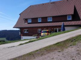 Pension Forsthaus Täle