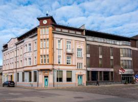 Art Hotel Roma, viešbutis Liepojoje