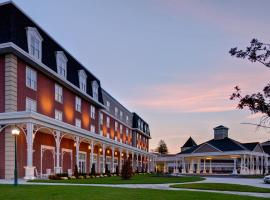 Saratoga Casino Hotel, family hotel in Saratoga Springs