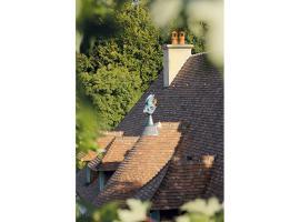 La porte bleue, budget hotel in Trouville-sur-Mer
