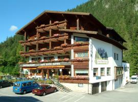 Hotel Alpina Regina, Hotel in Biberwier