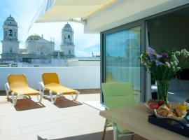 Summer Cádiz, hotel in Cádiz