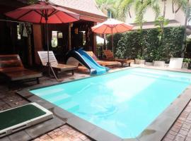 Orchid Resort, hotel en Lat Krabang