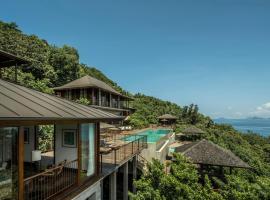 Four Seasons Resort Seychelles, hotel a Baie Lazare Mahé