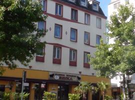 Hotel Lex, haustierfreundliches Hotel in Hagen