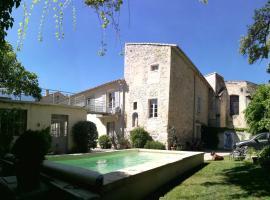 L'Observance Bed & Breakfast, B&B in Avignon