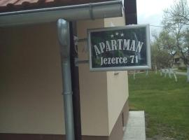 Apartment Jezerce 71