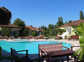 Hotel Riverside, מלון בדליאן