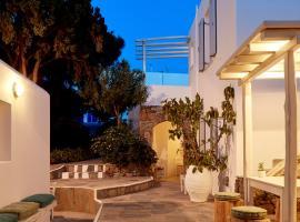 Mykonos Town Suites, hotel near Little Venice, Mikonos