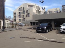 Апартаменты Театральный квартал