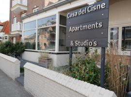 Casa Del Cisne, appartement in Zandvoort