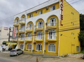 Hotel Visual, hotel perto de Morro do Careca, Balneário Camboriú