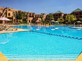 Palm Plaza Hôtel & Spa, hotel in Marrakesh