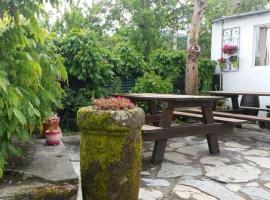 Obradoiro, alojamiento con cocina en Sarria