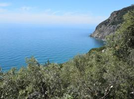Corner of Paradise near Cinque Terre