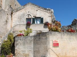 Il Sasso e la Seta, hotel near Church of San Giovanni Battista, Matera