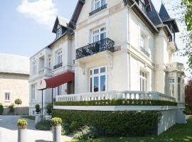 Villa 81, hotel in Deauville