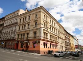 Anette Hotel – hotel w pobliżu miejsca Willa Bertramka w Pradze