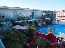 Suitcase Motel & Travel, hotel in North Wildwood