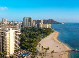 The Grand Islander by Hilton Grand Vacations, resort in Honolulu