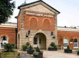 Mercure Haydock Hotel, hotel with jacuzzis in Haydock