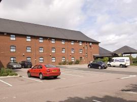 Premier Inn Birmingham City – Aston