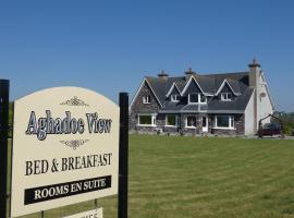 Aghadoe View Bed & Breakfast, bed & breakfast a Killarney