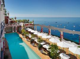 Le Sirenuse, hotel en Positano