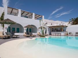 Nissia Beach Apartments & Suites