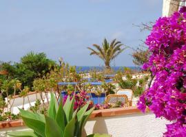 Hotel Guitgia Tommasino, hotel in Lampedusa