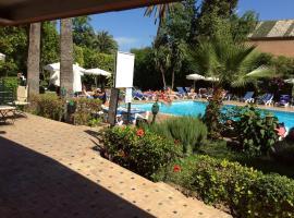 Chems Hotel, hotel in Marrakech
