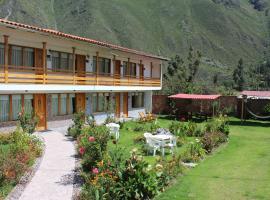Hotel Tierra Inka Sacred Valley, hotel in Ollantaytambo