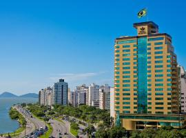 Majestic Palace Hotel, hotel near Museum of Image and Sound, Florianópolis