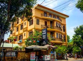 DK's Backpacker Hotel, hotel in Hoi An