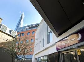 Premier inn Southwark Borough High St
