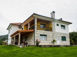 Casa Da Quinta da Boavista, hotel em Lamego