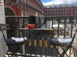 Plaza Mayor Deluxe