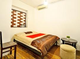 Goodnight Cafe & Homestay, hotel in George Town