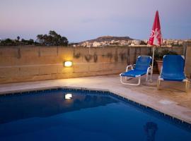 Razzett Ta Pawlu, hotel in Għarb