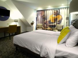 Hotel de Koophandel: Delft şehrinde bir otel