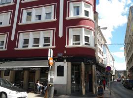 Los 10 mejores hoteles con estacionamiento en Lugo, España ...