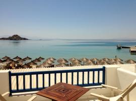 Acrogiali Beach Hotel Mykonos, hotel in Platis Gialos