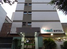 Frimas Hotel, hotel in Belo Horizonte